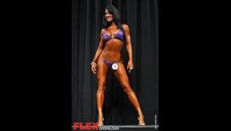 Missy Coles - Women's Bikini - 2011 Arnold Classic