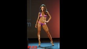 Janet Harding - Womens Bikini - 2011 St. Louis Pro