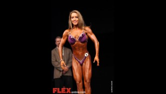 Ryall Graber-Vasani - Womens Fitness - FIBO Power Pro Championships 2011