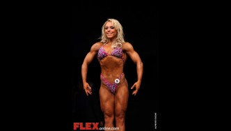 Minna Pajulahti - Womens Fitness - FIBO Power Pro Championships 2011