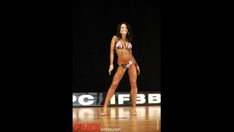Michelle Lamb - Womens Bikini - Pittsburgh Pro 2011