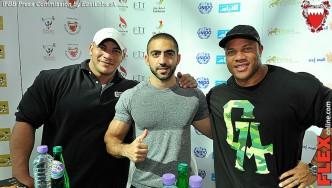 Phil & Ramy in Bahrain