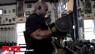 Arm Blast with Fred Smalls