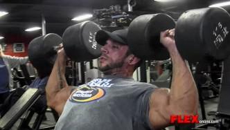 Erik Ramirez Training to Win