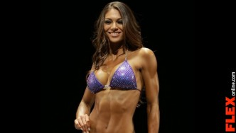 Janet Layug - Bikini F - 2013 NPC Nationals