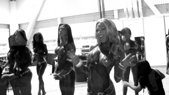 Backstage Video: '13 Olympia Pre-Judging
