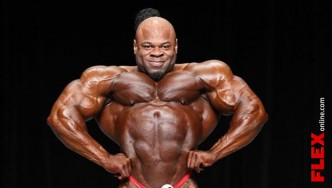 '13 Ultimate Olympia Collection: Kai Greene