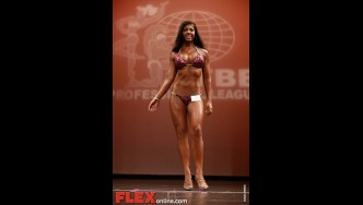 Samantha Morris - Womens Bikini - New York Pro 2011