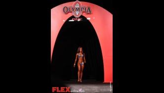 Shelsea Montes - Women's Bikini - 2011 Olympia