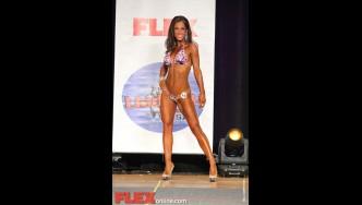 Kelly Gonzalez - Womens Bikini - Titans Grand Prix Pro Bikini 2011