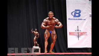 Cody Montgomery - Men's Bodybuilding Overall - 2015 NPC USA Championships