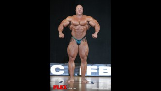 Phil Heath Guest Posing at the 2014 IFBB Pittsburgh Pro