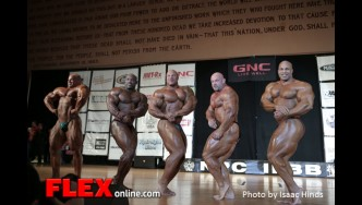 Guest Posers at the 2014 IFBB Pittsburgh Pro