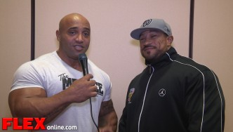 2014 Olympia Athlete Meeting - Roelly Winklaar