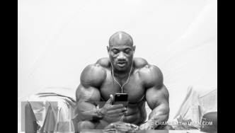 Behind the Scenes at the 2015 Arnold Classic Australia, Part 2