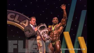 Bodybuilding Awards - 2015 Arnold Classic Australia