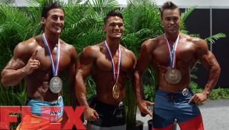 2015 Olympia Expo Highlights: Saturday