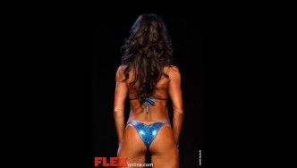 Kristie Winter - Womens Bikini - 2011 Iowa Pro