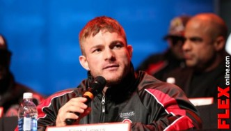 The Mr. Olympia 212 Press Conference