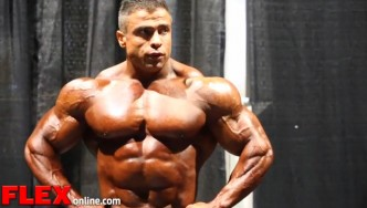 2014 Olympia Pump Up Room: 212 Division!