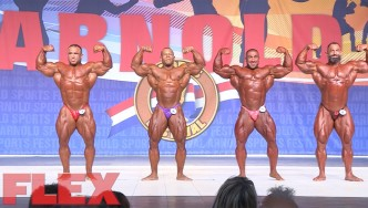 2017 Arnold Classic 212 Pre-Judging Highlights