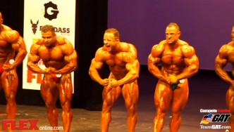 212 Bodybuilding Final Pose Down & Awards at the NY Pro!
