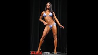 Christina Vargas - Women's Bikini - 2012 Arnold Classic