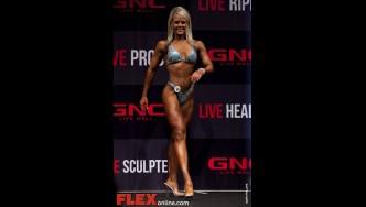 Nicole Wilkins - Women's Figure - 2012 Australian Pro Grand Prix