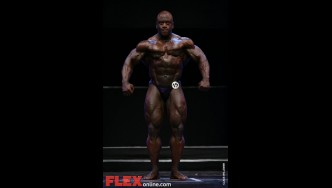 Jari Mentula - Men's Open - 2012 FIBO