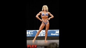 Jen Ann Louwagie - Womens Physique - 2012 Junior USA
