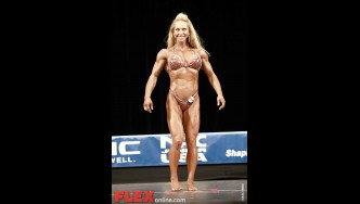Jill Dearmin - Womens Physique - 2012 Junior USA