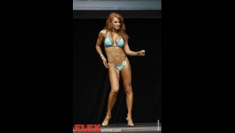 Veronique Morin - Women's Bikini - 2012 Toronto Pro