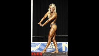 Joanna Wilson - Womens Physique - 2012 Junior National