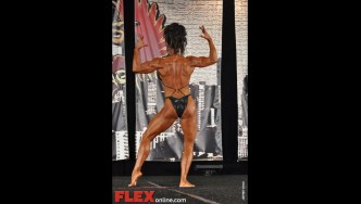 Laura Davies - Womens Physique - 2012 Chicago Pro