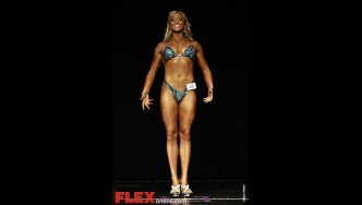 Sara Lassig - Womens Fitness - 2012 Team Universe