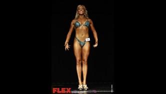 Sara Lassig - Womens Fitness - 2012 Team Universe