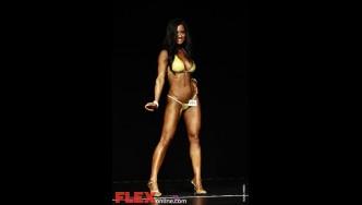 Jessica Andrade - Womens Bikini - 2012 Team Universe