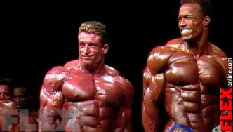 Epic Olympia Showdown: YATES vs. RAY, 1994