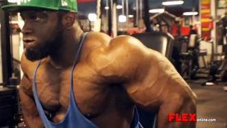 Akim Williams Trains 3 Days Out From His Pro Debut