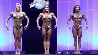 2014 Arnold Classic Europe - Fitness 1st Call Out