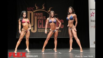 Comparisons - 2014 Arizona Pro Bikini
