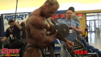Arnold Classic All Access Backstage Pass