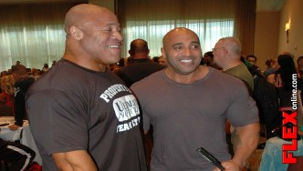 IFBB Pro Bill Wilmore Interview at 2013 PBW Tampa