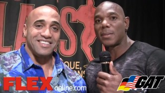 Dennis James & Flex Wheeler Wrap Up the Dennis James Classic