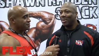 Interview with Shawn Rhoden at the 2014 Dallas Europa