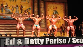 2013 IFBB Dallas Europa Super Show - Men's Bodybuilding 1st Call Outs