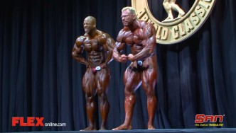 Rhoden & Wolf Battle at Prejudging!