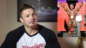 Flex Lewis: What it Means to be a Weider/AMI Athlete