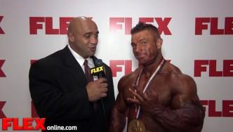 3X Olympia 212 Showdown Champion Flex Lewis