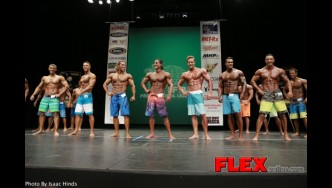 Comparison Mens Physique